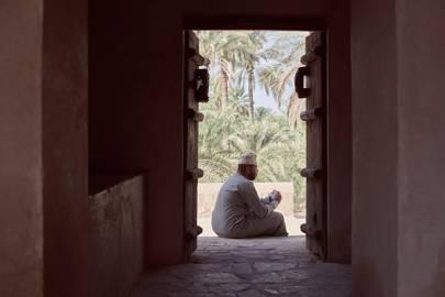 9. Visit a desert oasis