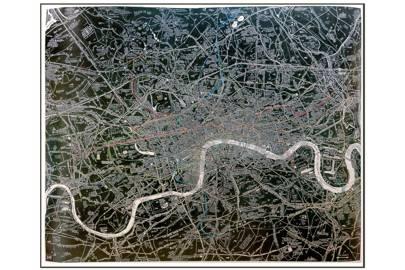 'London Subterranea', by Stephen Walter