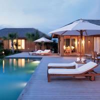 Overseas hotel spas