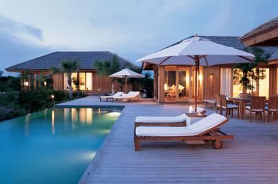 COMO Shambhala Retreat, Parrot Cay, Turks & Caicos