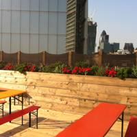 The Rooftop Café