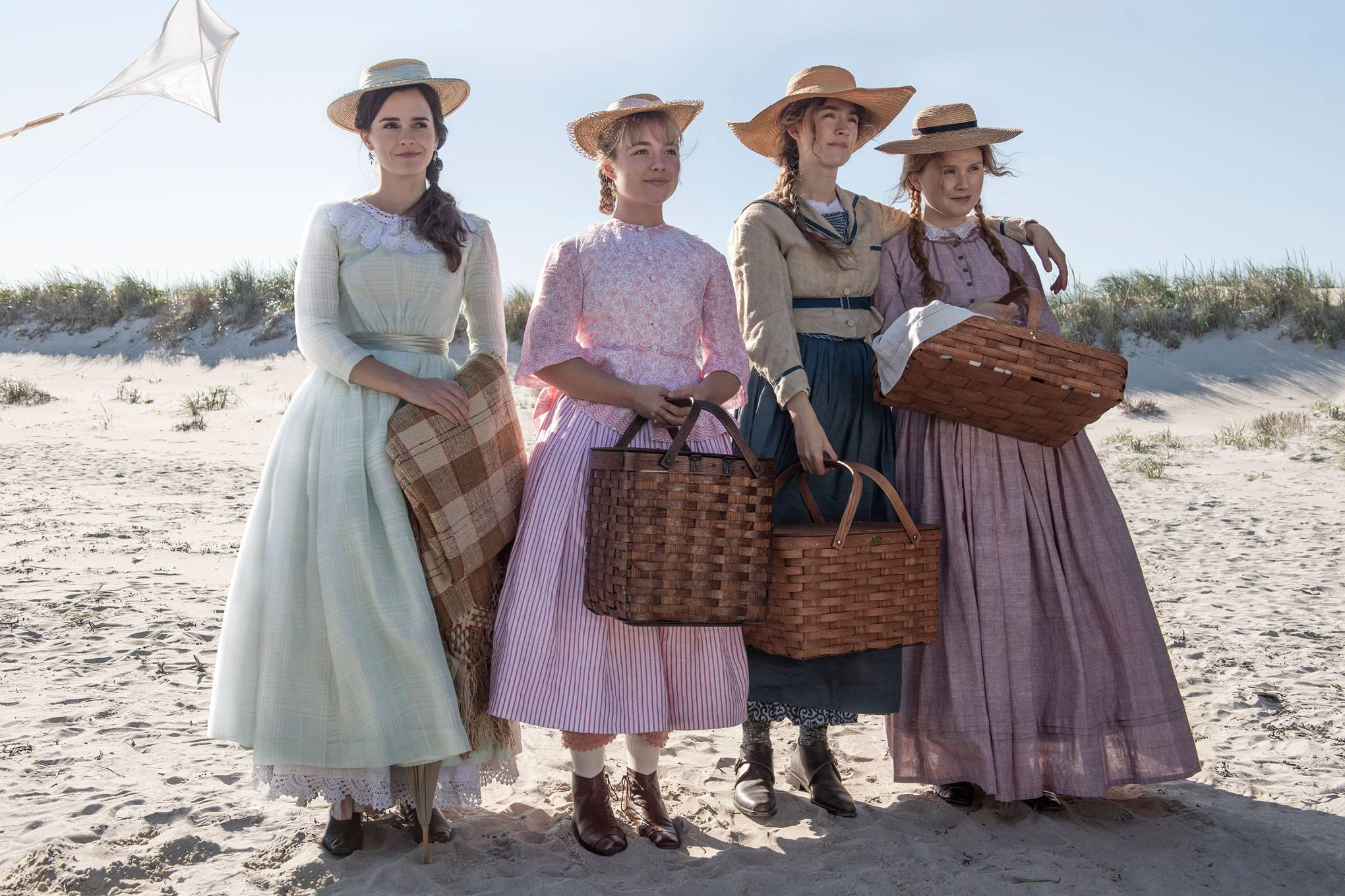Where is the new 'Little Women' filmed?
