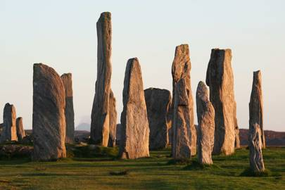 7. CALLANISH STONES, SCOTLAND