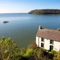 The Boathouse on the Taf Estuary