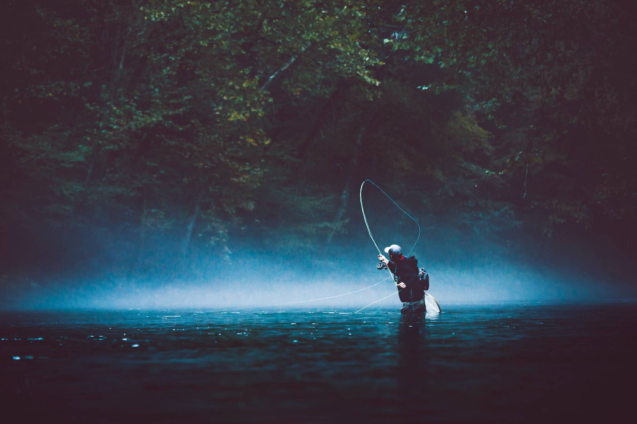 Is fly fishing the new surfing?