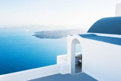 3. SANTORINI, GREECE