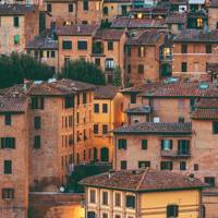 16. Siena, Italy. Score 91.15