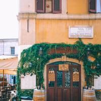 Antica Osteria Rugantino/Via della Lungaretta