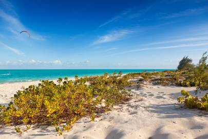 Best for kiteboarding: Long Bay, Providenciales
