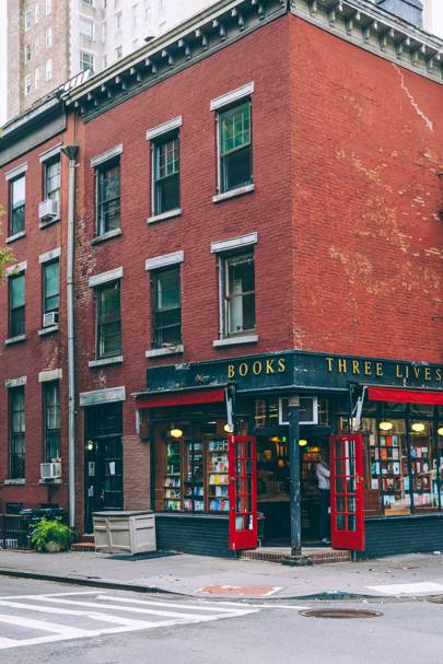 13. Three Lives & Company Bookstore, 154 West 10th Street