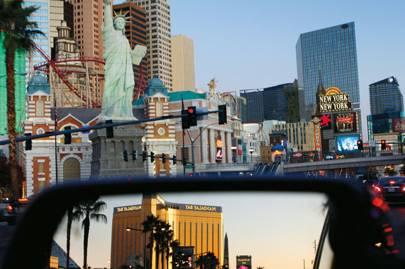 Leaving Las Vegas behind