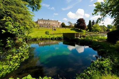 Cowley Manor, the Cotswolds