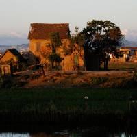 The capital, Antananarivo