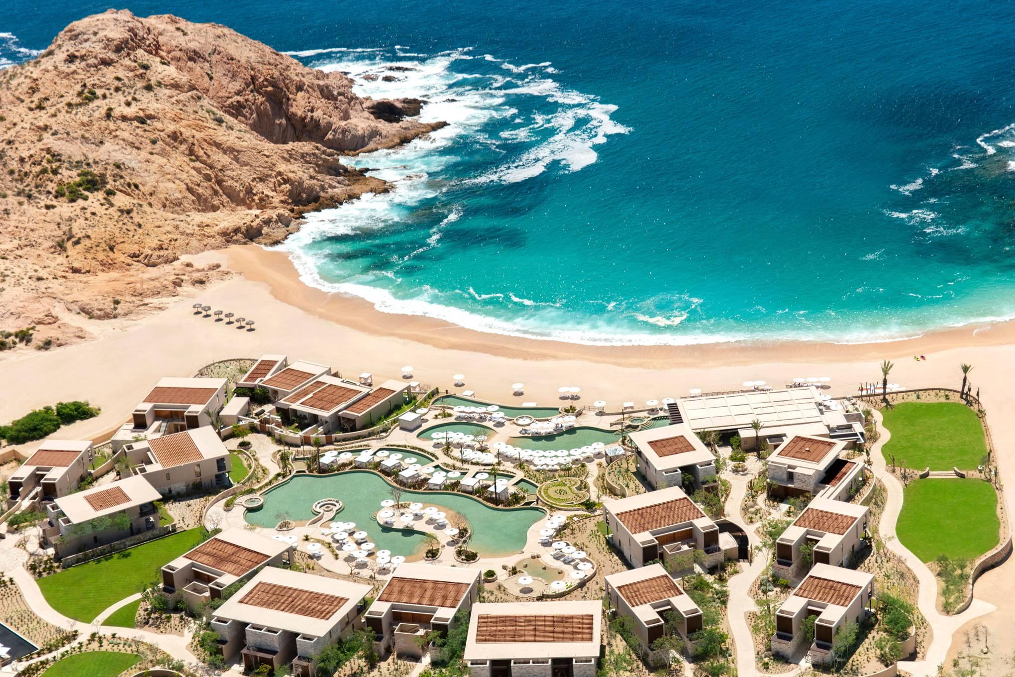 Montage Los Cabos, Mexico hotel review