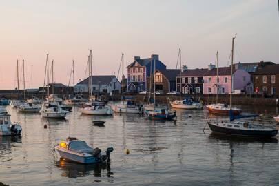 Harbourmaster, Aberaeron, Ceredigion