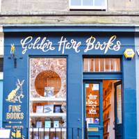 14. Browse the independent book shops