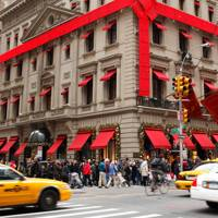 6. 5th Avenue Holiday Window Displays