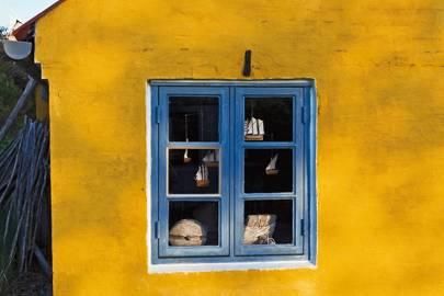 Sea cottages in Skagen