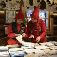 Going to see Father Christmas in Lapland?