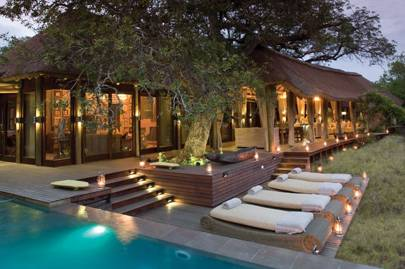 The Homestead at &Beyond Phinda private game reserve, South Africa