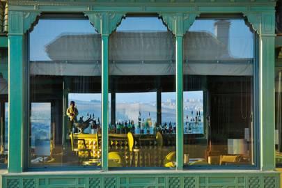 Le Golden Bar, Fez, Morocco
