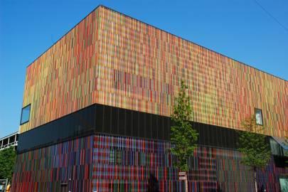 The Brandhorst Museum, Munich