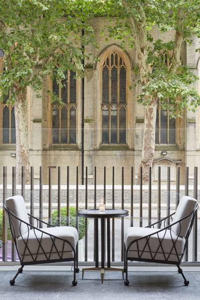 The Berkeley Bar & Terrace, Knightsbridge