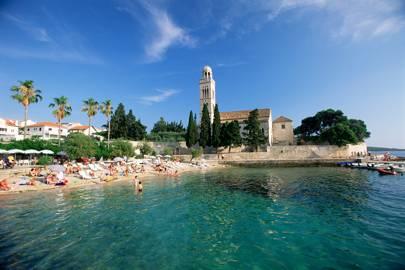 13. Bonj les Bains, island of Hvar Town, Central Dalmatia