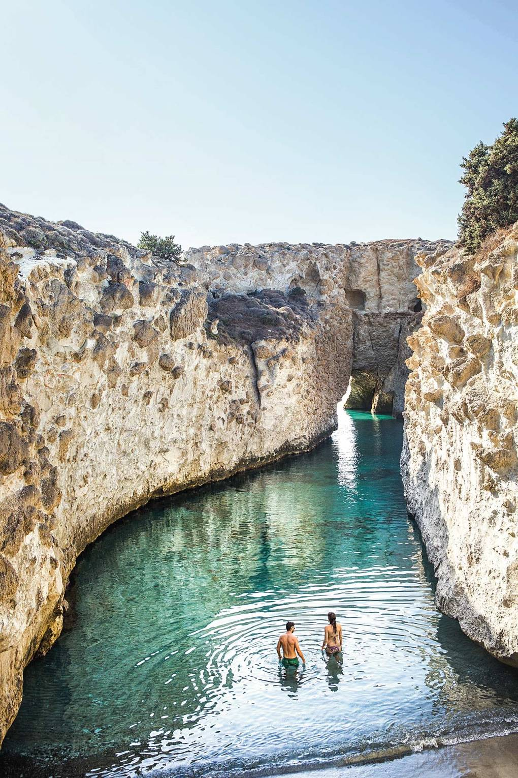 Milos, Greece | CN Traveller