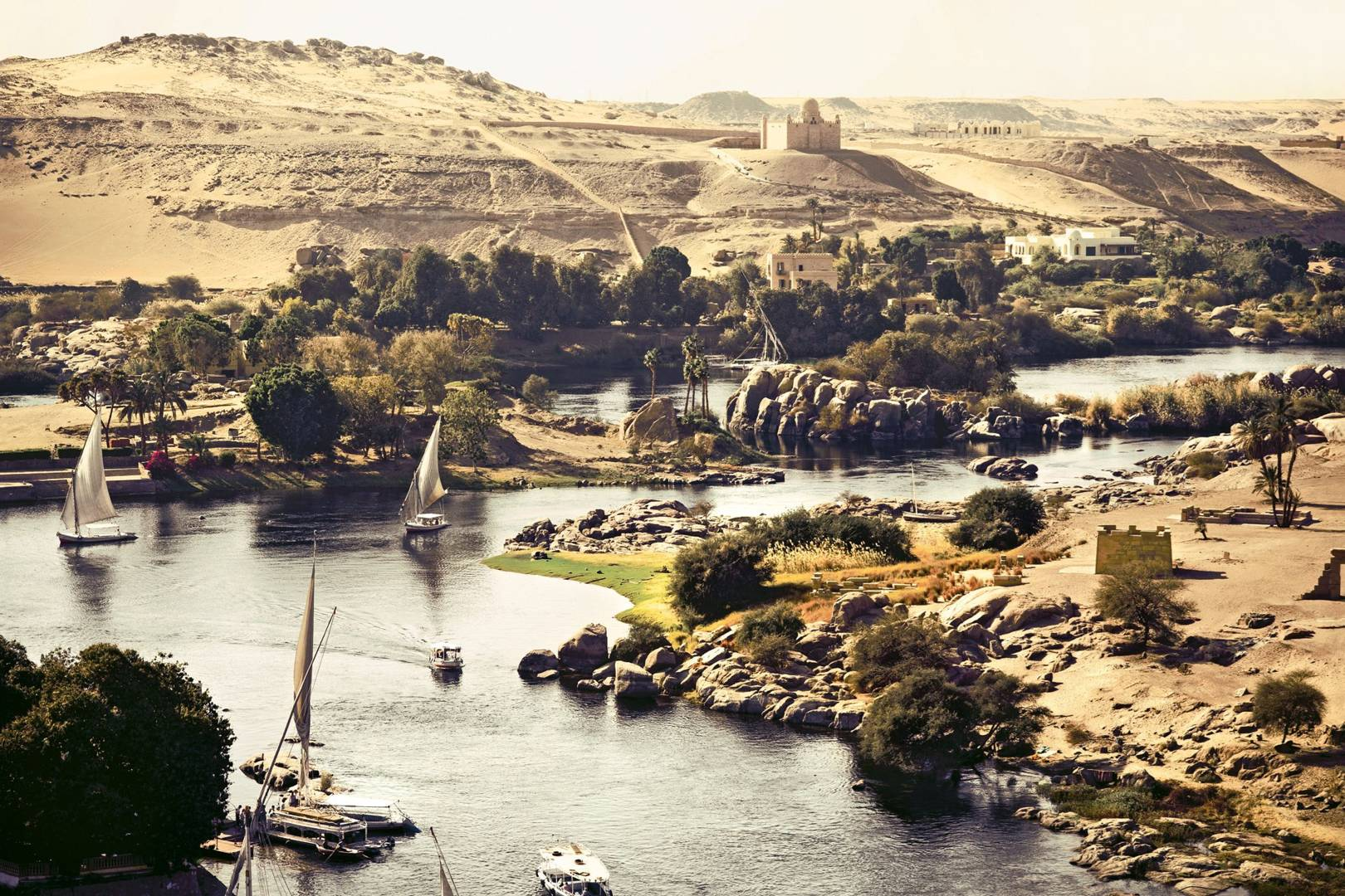What To See In Aswan Travel In Egypt Cn Traveller
