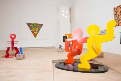 7. Take a day trip to see the Nakamura Keith Haring Collection