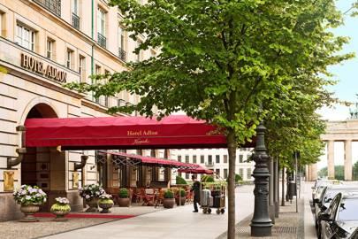 16. Hotel Adlon Kempinski, Berlin