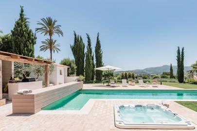 A private hideaway at Casa Pilar, Alicante