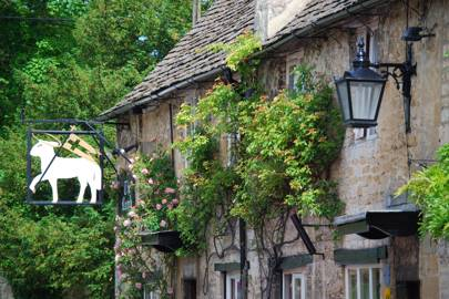 The Lamb Inn, Burford