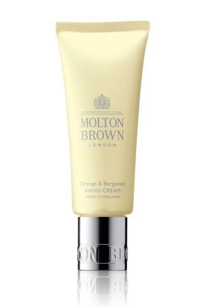 10. Molton Brown Orange and Bergamot Hand Cream