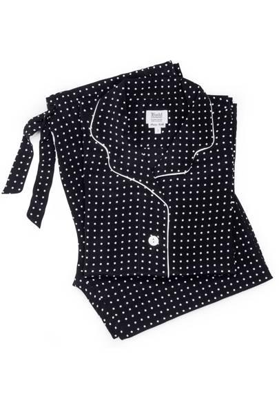 5. Silk pyjamas