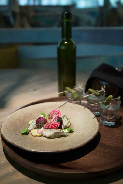 10. Experience an immersive supper club
