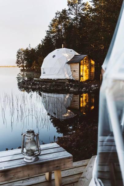 18. Harriniva, Finland