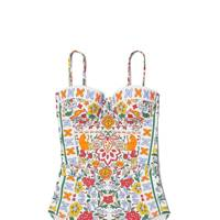 Printed one-piece