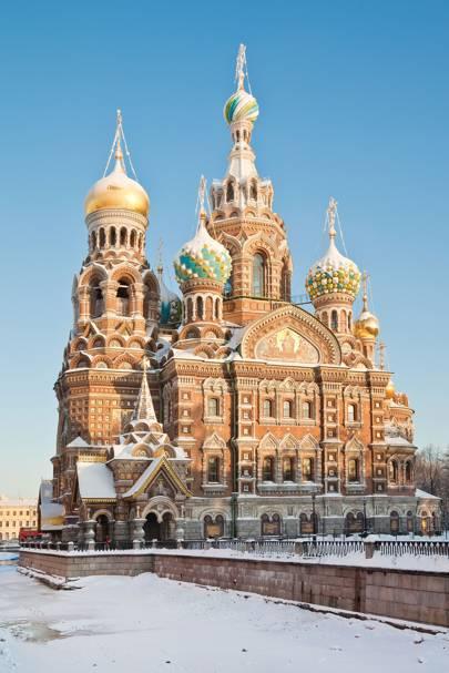 2. ST PETERSBURG, RUSSIA