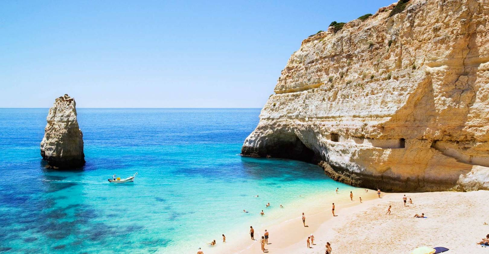 Travel Guide To Algarve