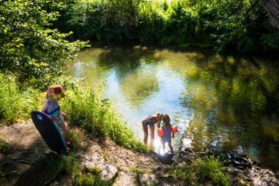 13. Bengeo, River Beane, Hertford