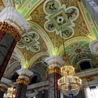 Sumptuous palaces