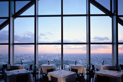 5. Dine out in Yoyogi, specifically between the Uehara and Hachiman areas