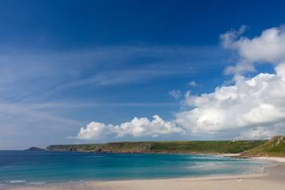 Cornwall beach walks