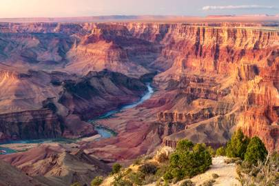 1. Grand Canyon, USA