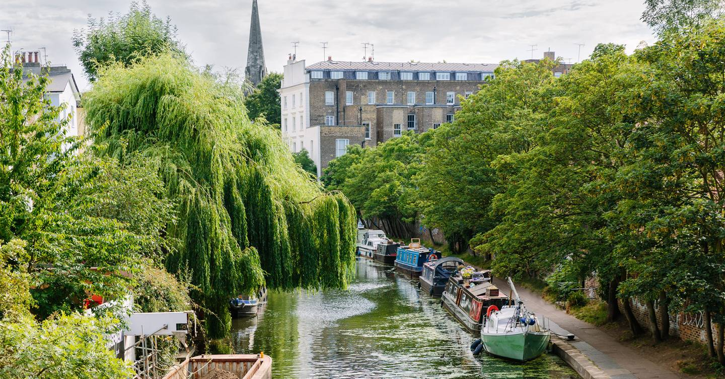 The 5 nicest cycling routes in London