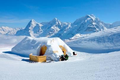 2. Ski the best pistes