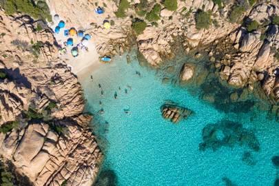 Cala Coticcio, Maddalena Archipelago, Sardinia