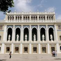 Azerbaijan State Museum of Art, Baku
